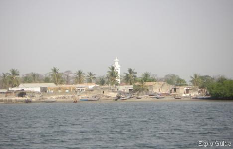 Falia village, Sine Saloum delta