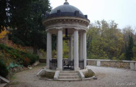 Francesco Baracca monument, Nervesa della Battaglia
