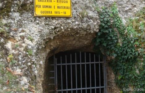 Sanctuary of Madonna delle Rocca, Cornuda
