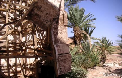 Gladiator film vestiges, Ouarzazate