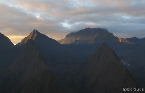 Le Grand Benare summit (2896m)