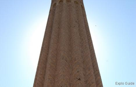 Jarkurgan Minaret, Termez