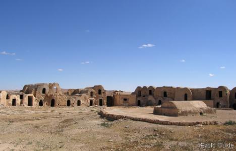 Tataouine ksours and ghorfas tour, Tunisia