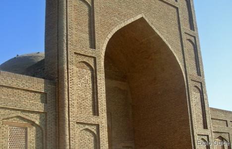 Kokil Dara Khanagha, Termez