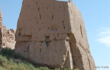 Kyzyl Kala, Ancient Khorezm