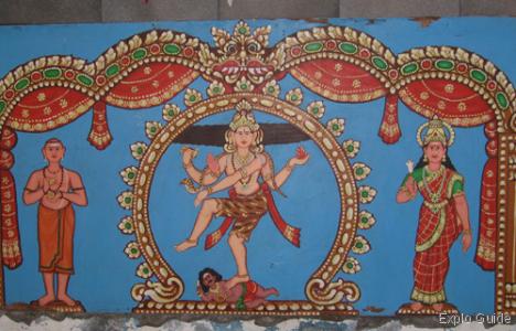 Le Colosse Tamil temple, Saint-André