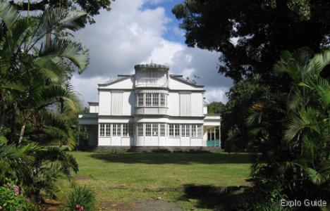 Martin-Valliamé villa, Saint-André