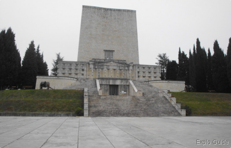 Military sanctuary of Montello, Nervesa