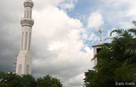 Mosque of Sheikh Ibrahim Al-Ibrahim, Caracas