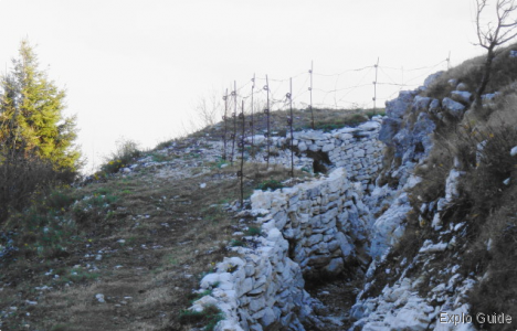 Mount Palon, massif of Grappa