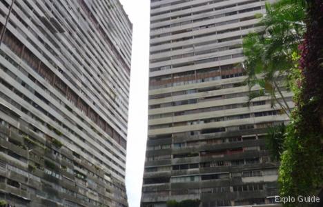 Parque Central complex, Caracas
