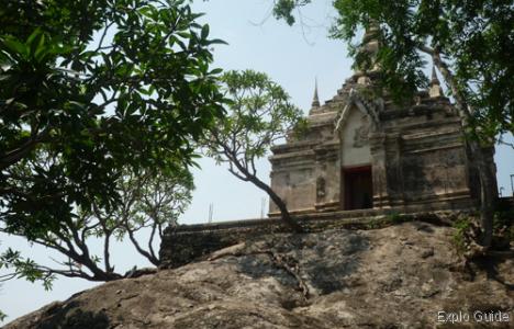 Phra Puttha Chay temple, Saraburi