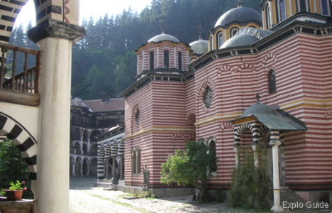 Rila Orthodox monastry, Rila mountains