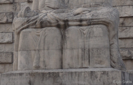 French Memorial of Pederobba