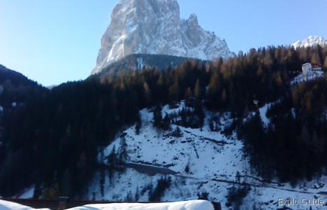 Sella Ronda ski tour, Dolomites