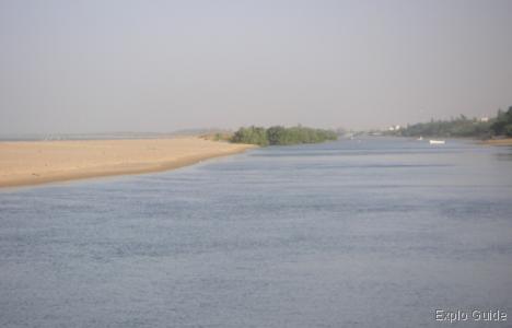 MBodiene laguna, Petite côte
