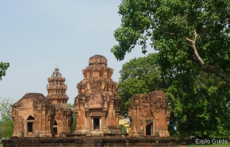 Sri Khota Phum Khmer temple, Surin, Isan