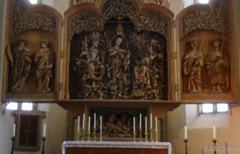 St-Stephanmünster, Breisach, Kayserstuhl