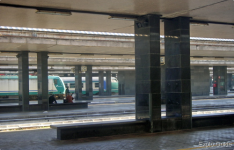 Termini Rome train station