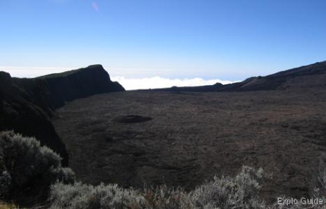Volcano road, Route du Volcan, la Fournaise