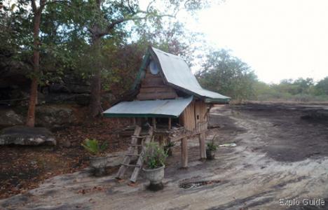Wat Dane Soung temple, Houakoua, Vientiane
