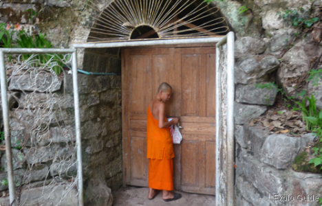 Sakkarin cave, Tham Xieng Maen, Luang Prabang