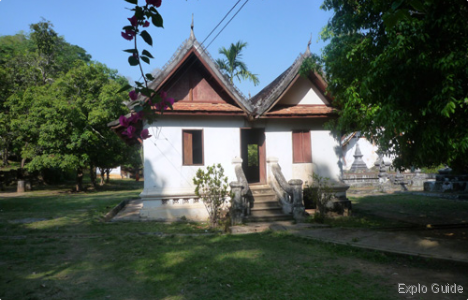 Wat Long Khun, Xieng Maen, Luang Prabang