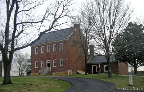 Whitley house, Kentucky