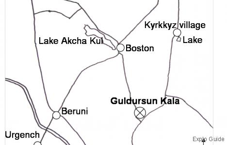 Explo-guide - Alternative travel database