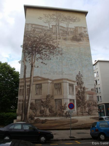 Tony garnier urban museum lyon exploguide off the path travel - Metro grange blanche lyon ...