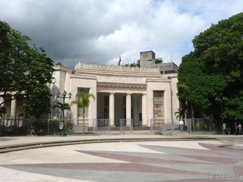 national gallery  museum of fine arts caracas