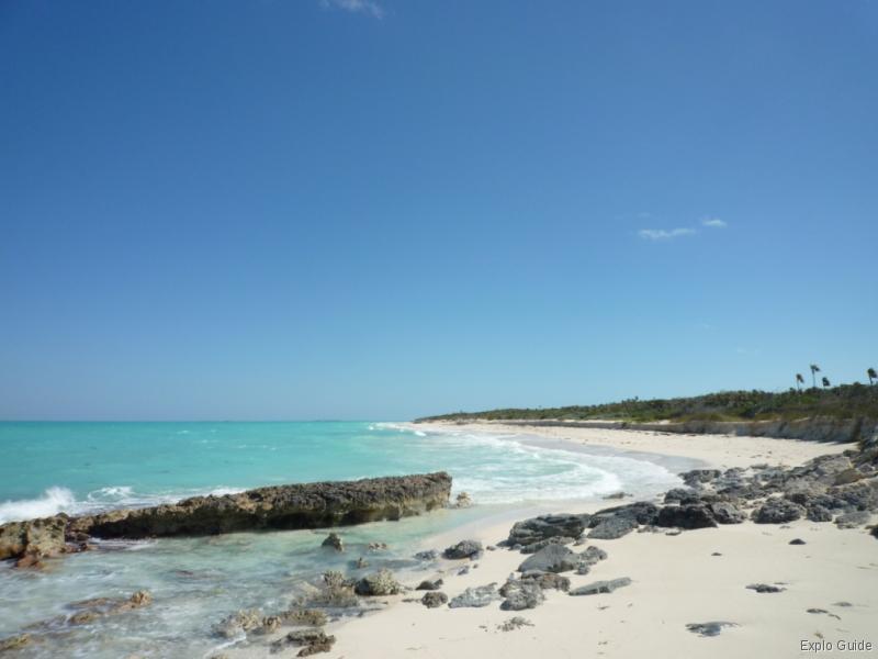 Playa Perla Blanca Cayo Santa Maria ExploGuide Off The